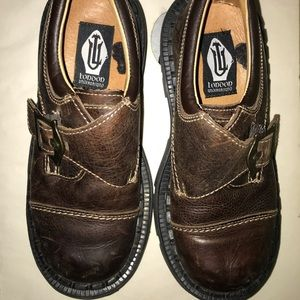 london underground Shoes - Rare London Underground Alien distressed shoe